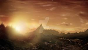 The Dragonland Wastes