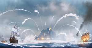 Battle Of Stormy Cove
