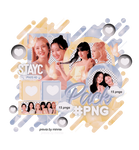 #040 PACK PNG: STAYC