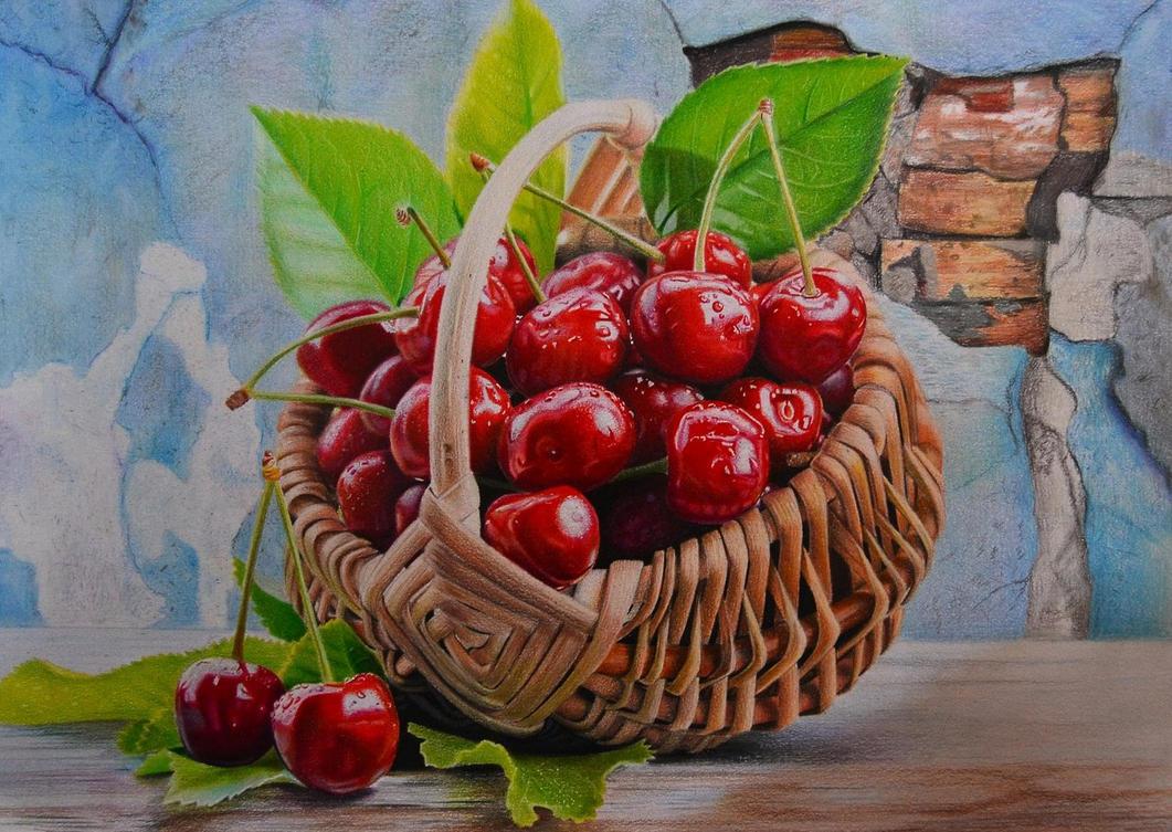 вишни от PutyatinaEkaterina