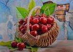 cherries by PutyatinaEkaterina