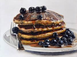 Pancake by PutyatinaEkaterina