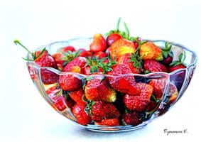 Strawberry by PutyatinaEkaterina