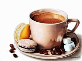 coffee by PutyatinaEkaterina