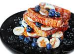 French Toast by PutyatinaEkaterina