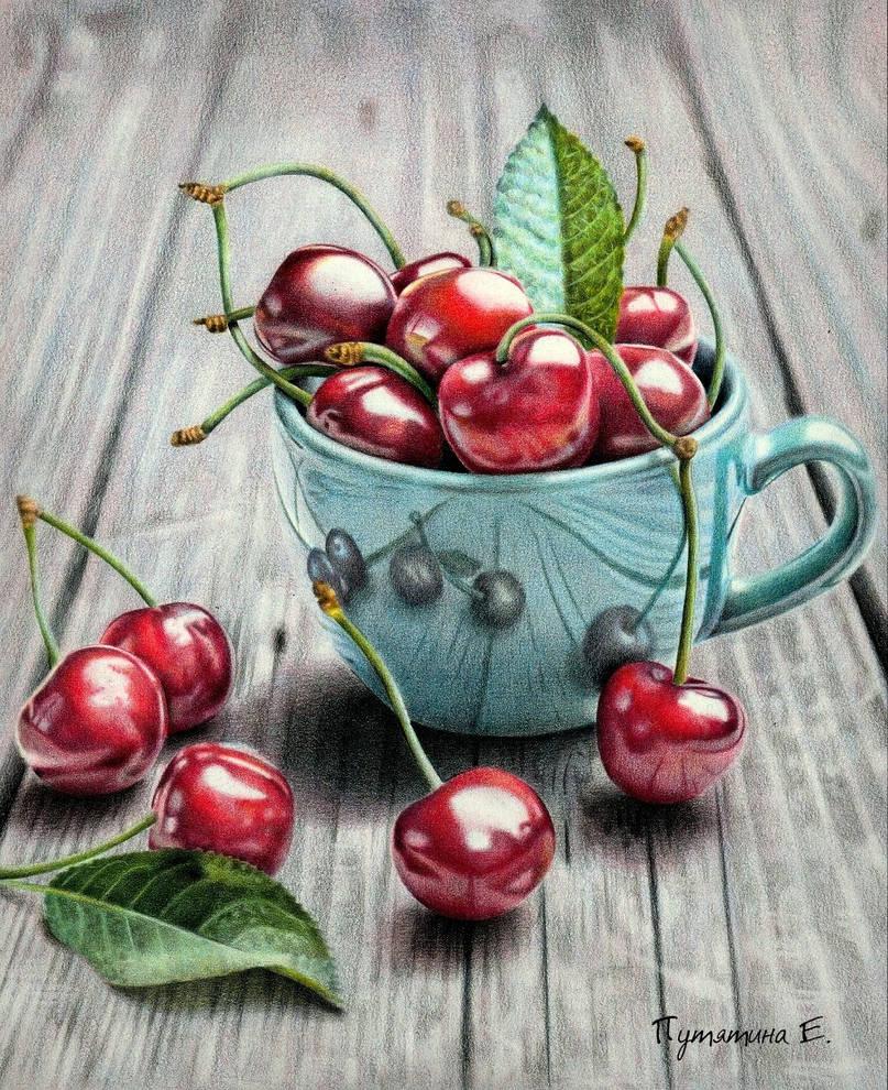 Sweet Cherry by PutyatinaEkaterina