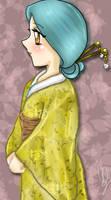 Namiko Moon Kimono