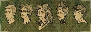 Random HP Sketches Part 1