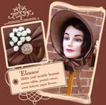 1840s Bonnet 'Eleanor'