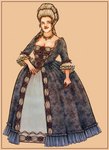 Commission: 18th Century Lady