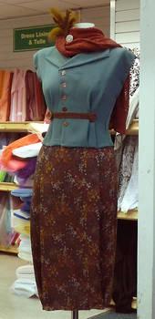 Mannequin: 1940s