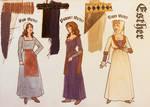 Esther Costume Designs
