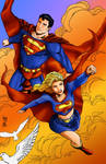 The Supers - Colored