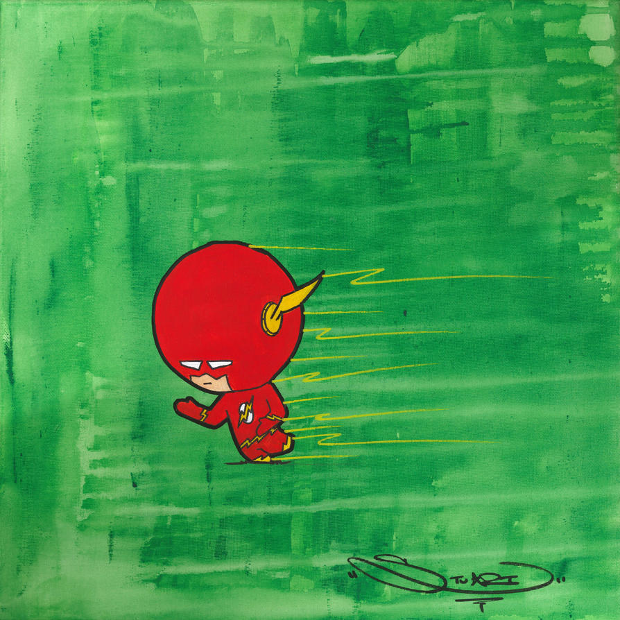The Flash by Filofax