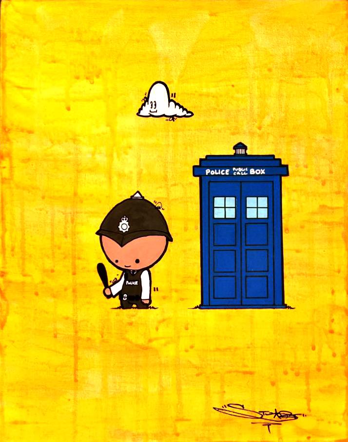 Police Man by Filofax