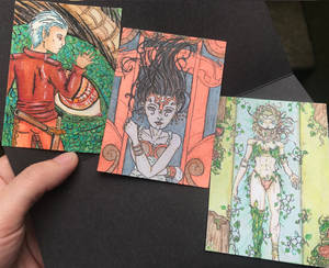 3 ACEO