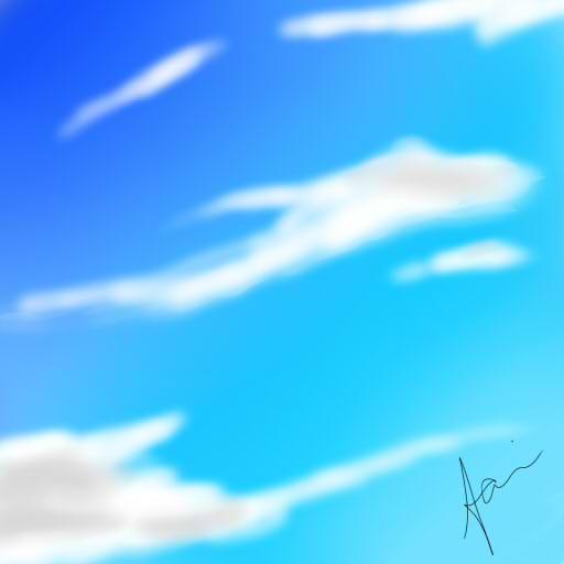 Sky by Ajanime22