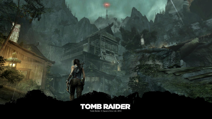 Tomb Raider 2013 Night Hub Wallpaper 1920x1080 By Mikky100 On Deviantart