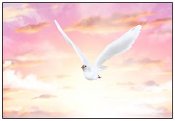 New Dawn Bird by Anoldanimefan