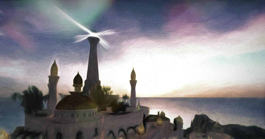 White Castle by RavensSpell
