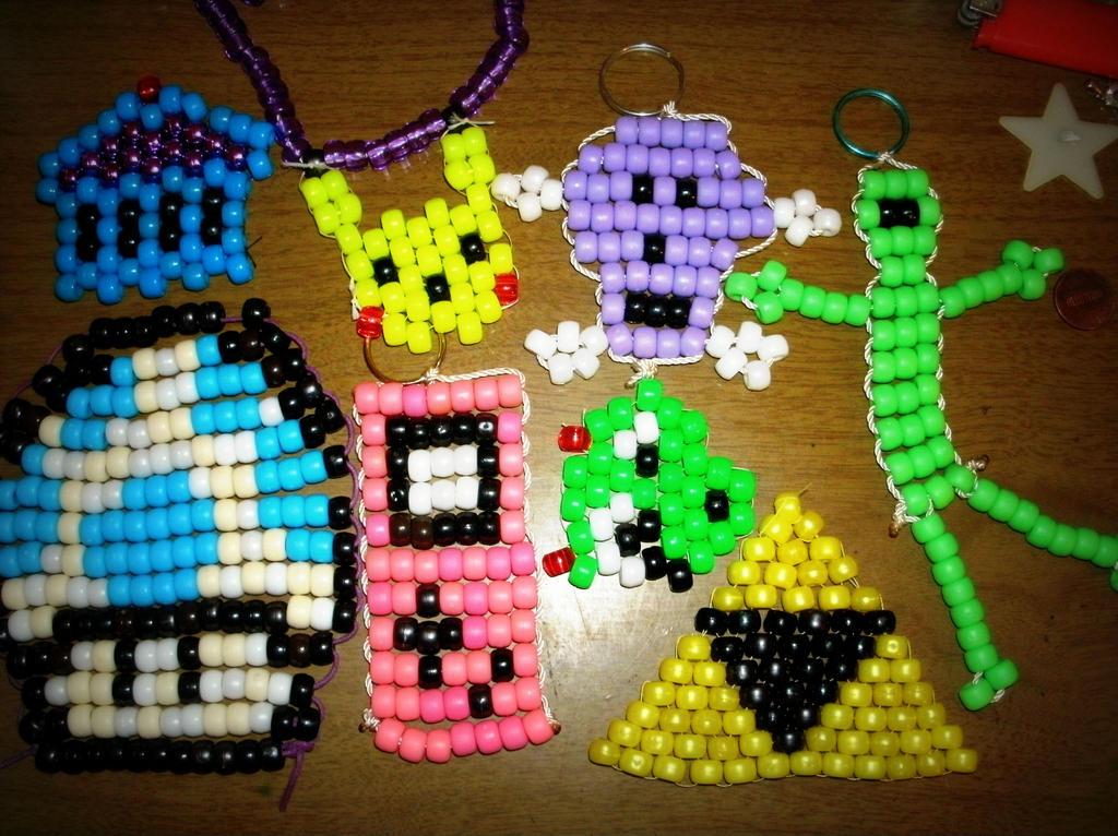 kandi bead crafts by cj5699 on deviantart