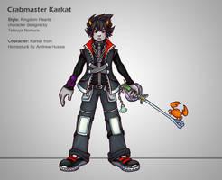 Crab Master Karkat by OlgaAndreyeva