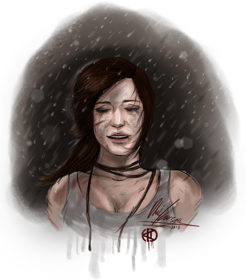 Lara Croft by 3DaI-KaRSo3