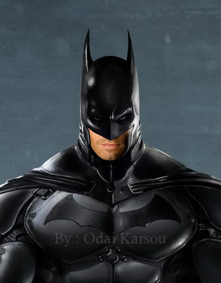 Ben Affleck as Batman by 3DaI-KaRSo3