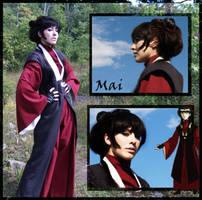 Mai Costume Sheet by dangerousladies