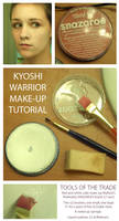 Kyoshi Warrior Tutorial Part 1