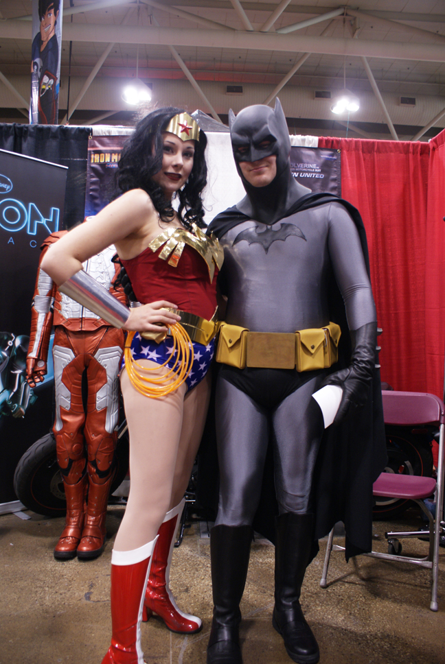 Wonder Bat by dangerousladies