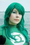 Aquatic Green Lantern