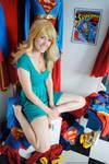 Hey Supergirl