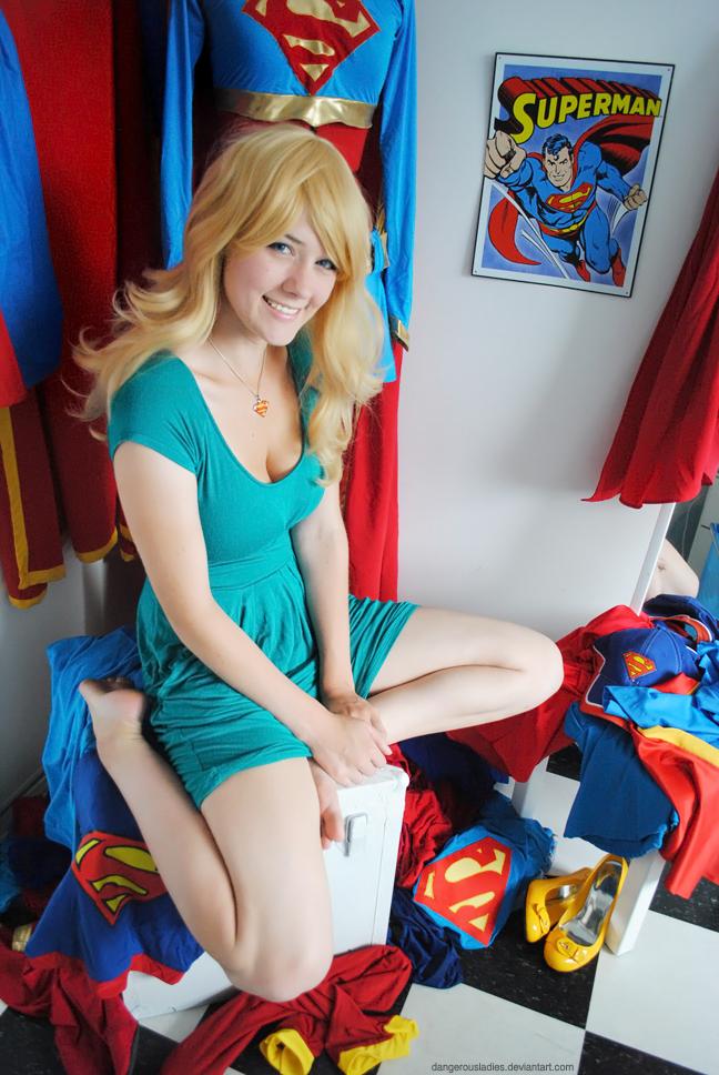 Hey Supergirl by dangerousladies