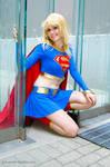 I'm Supergirl!