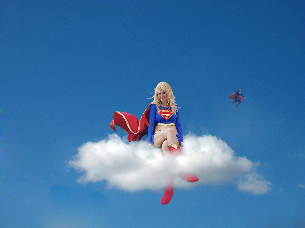 Super Cutie In The Clouds by dangerousladies