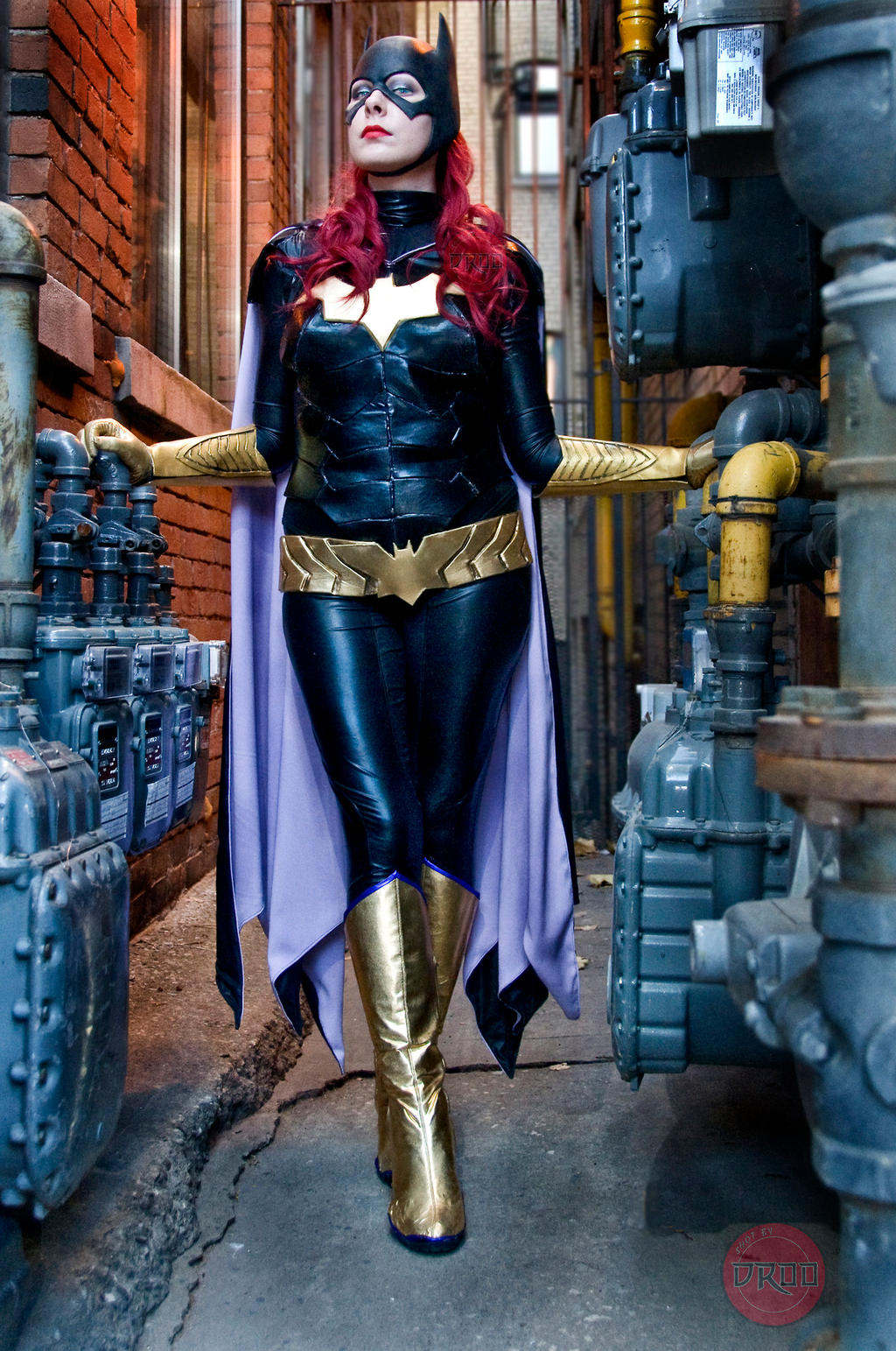 New 52 Batgirl by dangerousladies