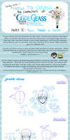 How to Draw CG Characters -1-
