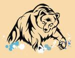 Aaron Bear tattoo