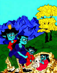 The Marcie And Children With Deviant: Re-edited