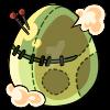 Plush Egg