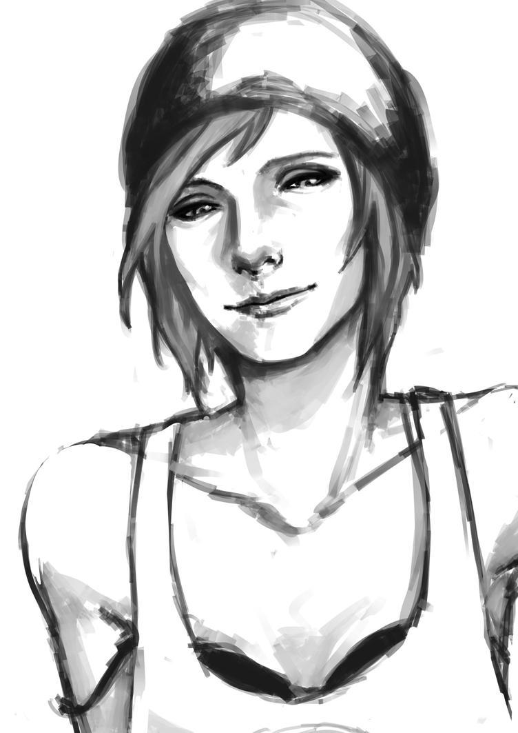 Chloe Price by raikuroneko