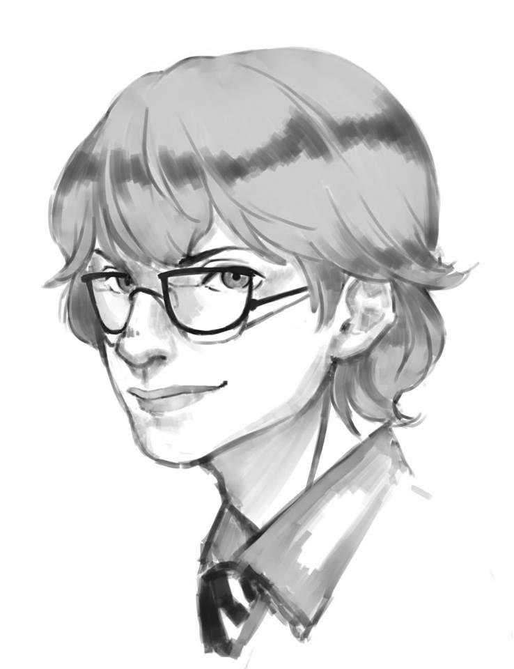sketch by raikuroneko