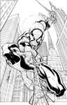 Spider Man Inked Tim Townsend