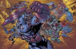 Marvel Zombie Print 08