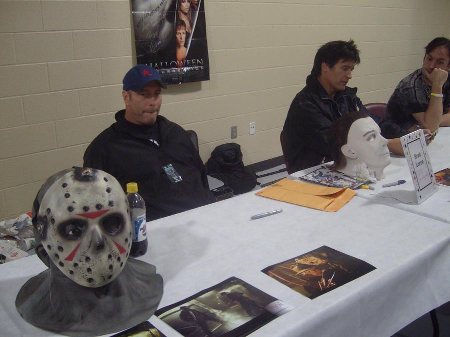 Jason Voorhees  Michael Myers by MichaelWKellarINKS
