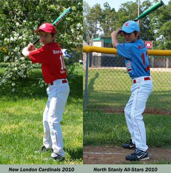Dixie Youth Baseball 2010 by MichaelWKellarINKS