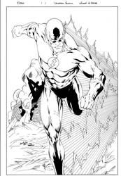 Flash INKS by MichaelWKellarINKS