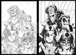 KISS Pencils to Inks