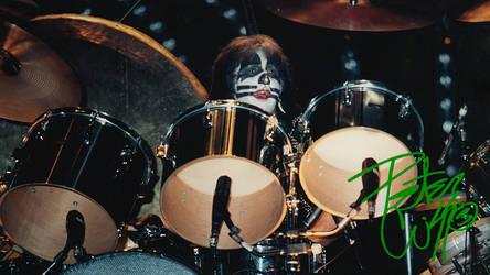 Peter Criss 1979 Signature
